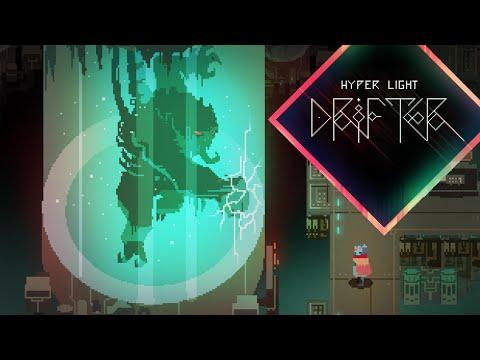 hyper light drifter gameplay