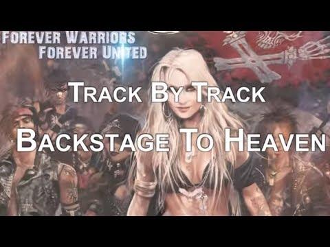DORO  Backstage To Heaven  TRACK  TRACK #19