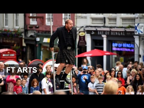 Nationhood and the Edinburgh festivals   FT Arts