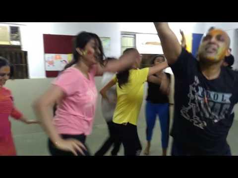 Balam Pichkari (Yeh Jawaani Hai Deewani)    Dance Cover    Bollywood Dance   Vrrajesh Anand