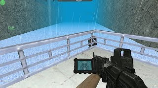 Counter-Strike: Zombie Escape Mod - ze_THELOST_v3 SOLOWIN on Old Ones