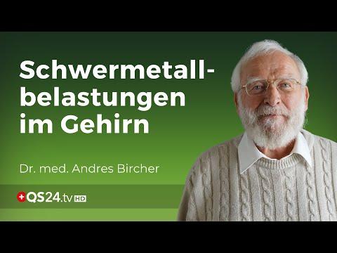 Demenz: Erbkrankheit oder Metall im Kopf?   Dr. med. Andres Bircher   QS24 Gesundheitsfernsehen
