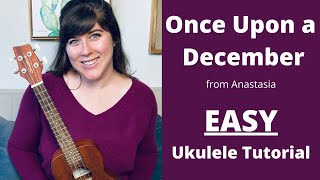 Once Upon a December Tutorial from Anastasia | Cory Teaches Music
