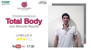 Total Body - Livello 3 - 8 (Live)