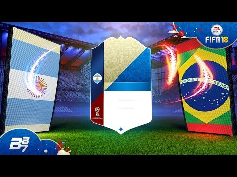 INSANE WORLD CUP PACKS! BRAND NEW ICON!!!  | FIFA 18 WORLD C