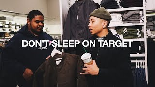VLOG 02: Target Makeover FT. My Brother In Law