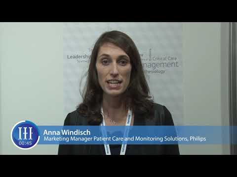 Why is it important to measure the respiration rate on general ward patients, Anna Windisch, Philips