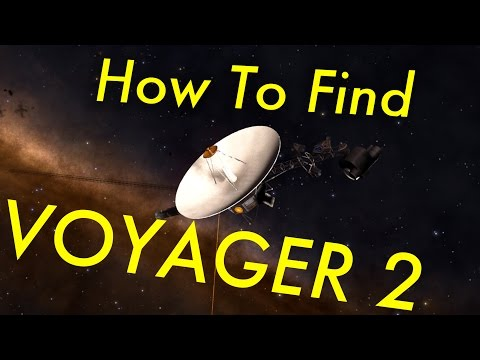 How to Find Voyager 2 | Elite Dangerous