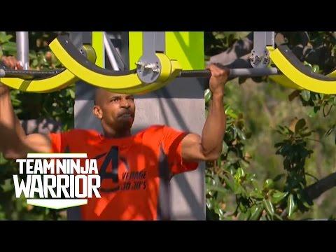 Season 2, Episode 8: Nicholas Coolridge vs. Jo Jo Bynum | Team Ninja Warrior