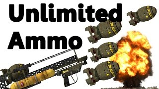 Fallout New Vegas: Unlimited Ammo + Rapid Fire Fat Man (Working Best Glitch Ever) Guide