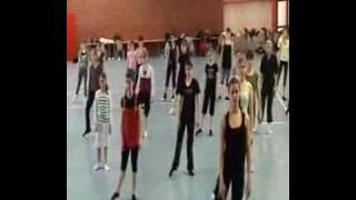 Stage de Danse Jazz avec Cécile Klehr, cours Enfant et Ado