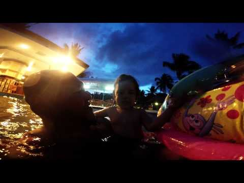 GoPro Palau Trip: Paul and Amber