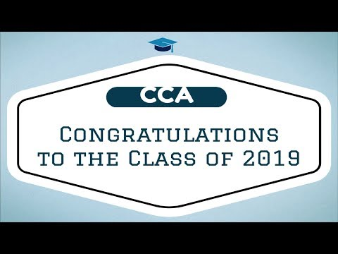 Chesapeake Christian Academy - GRADUATION 2019!