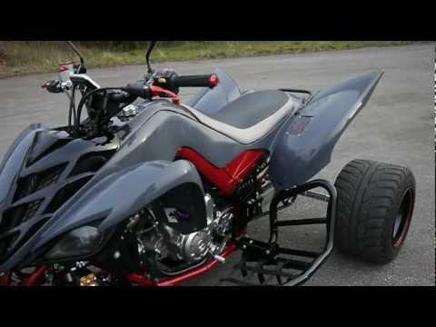 Yamaha Raptor 700 - Saison 2012