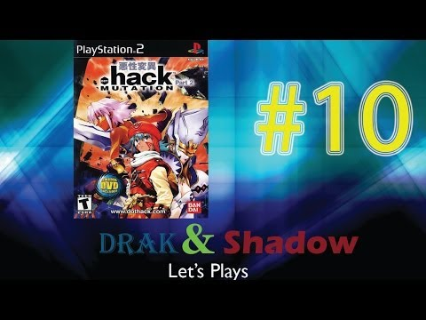 Drak and Shadow LP's: .hack//Mutation Part 10 - Rep Grinding Part Deux The Reckoning!?!?