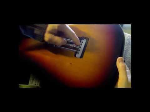 Strat Tuning: Rockinger Black Box Live Einbau