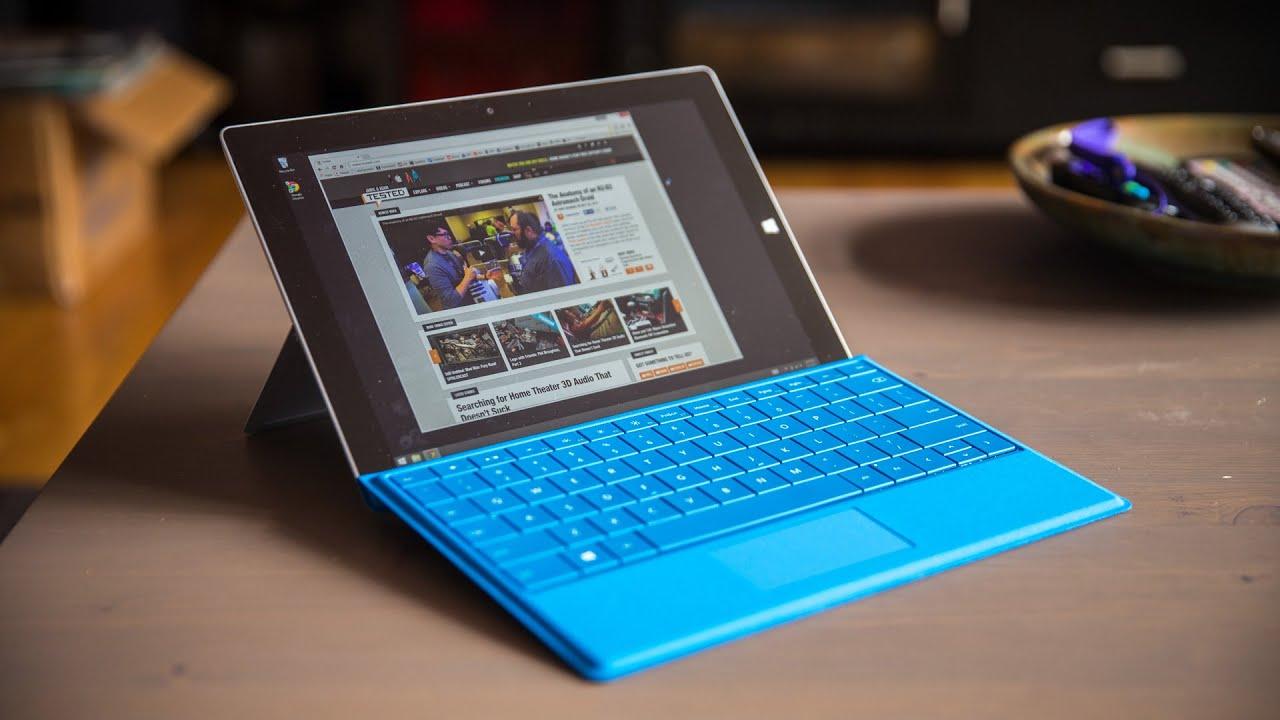 Microsoft surface pro 3 reviews - Microsoft Surface Pro 3 Reviews 31