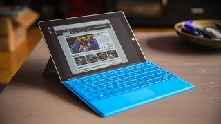 Tested In-Depth: Microsoft Surface 3 Review