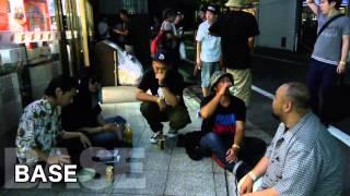 戦極CYPHER vol2(14.6.21)BRAVOO,呂布カルマ,B-eat,BASE