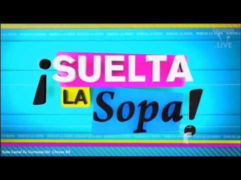 Suelta La Sopa - Fernando Colunga & Blanca Soto En Pleno Romance