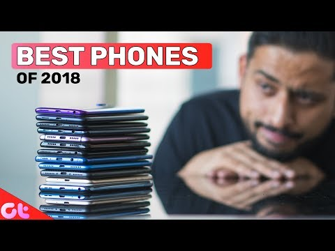 Top 8 BEST PHONES You Can Buy In INDIA (2018) | GT Hindi