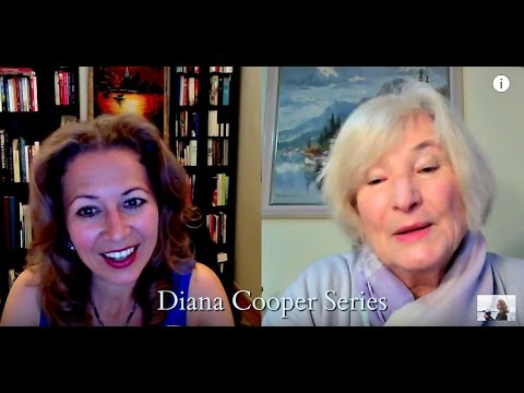 Diana Cooper on Ra, Thoth, Horus and Isis- Priests and Priestesses of Atlantis (Diana Cooper series)