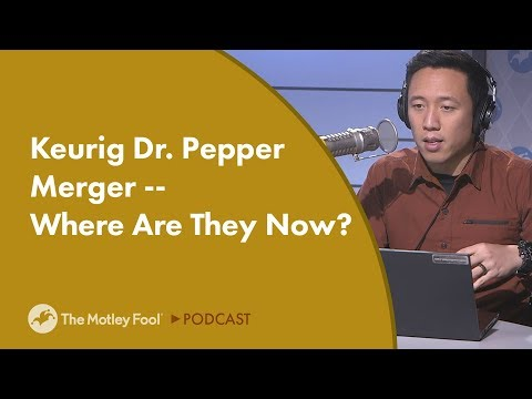 Keurig Dr. Pepper Merger -- Where Are They Now?