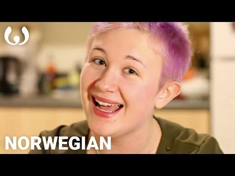 WIKITONGUES: Emily speaking Norwegian