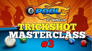 8 Ball Pool: Best Trickshots - Episode #3