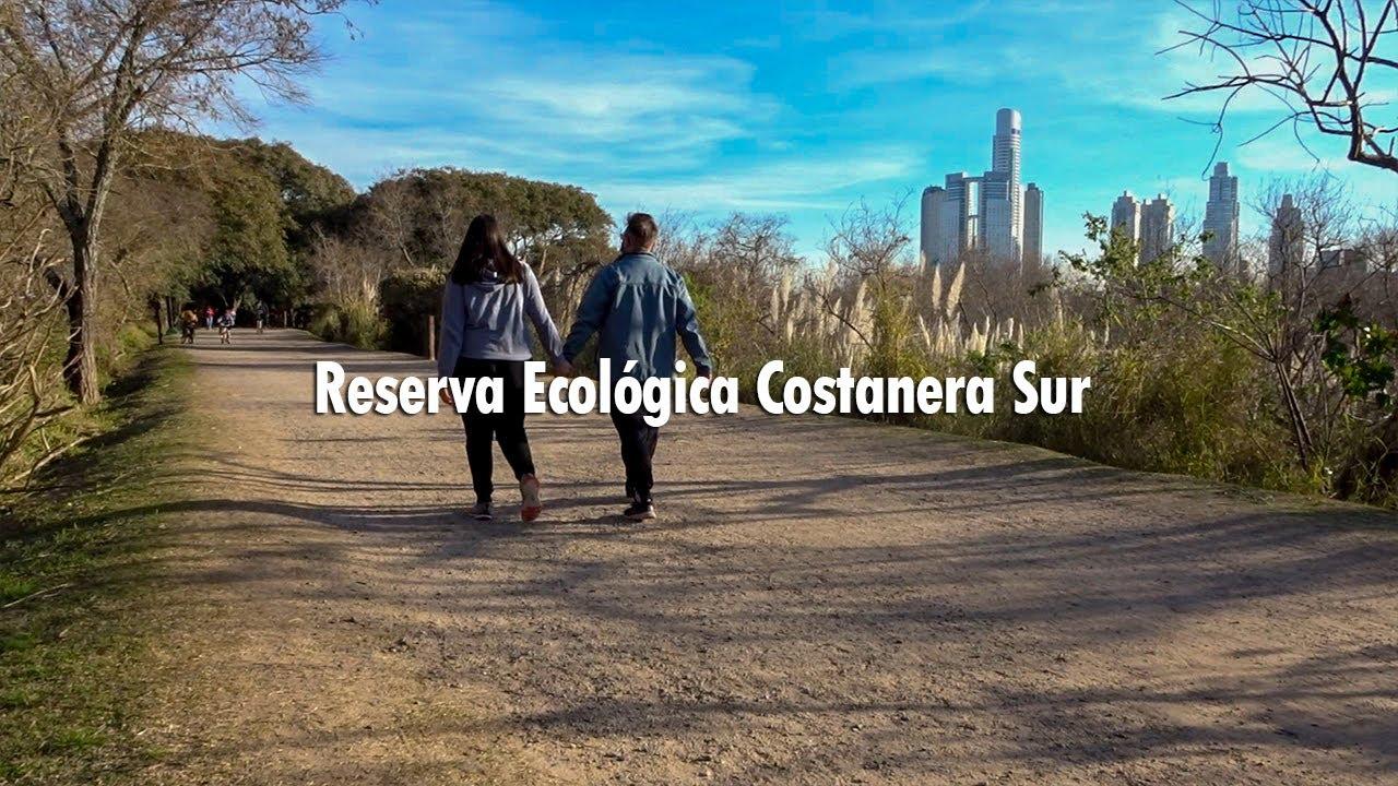 De ESCOMBROS a RESERVA ECOLÓGICA | Historia de la Reserva Ecológica Costanera Sur