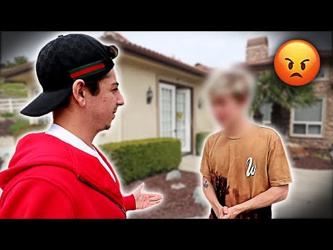 FACE TO FACE with this YouTuber who ROASTED ME...