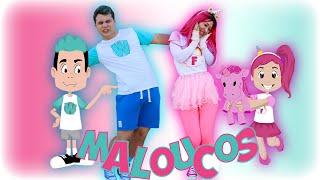 Download MÚSICA INFANTIL MALOUCOS  ( Clipe Oficial )