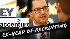 Einstieg und Gehalt als Consultant mit Ex Head of Recruiting EY & Accenture Marcus K. Reif