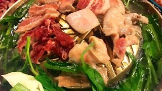Thai BBQ ( pan fried ) เจ้าจอมหมูกระทะ