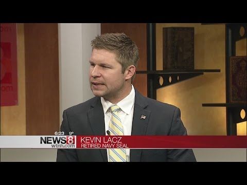 Retired Navy SEAL Kevin Lacz discusses