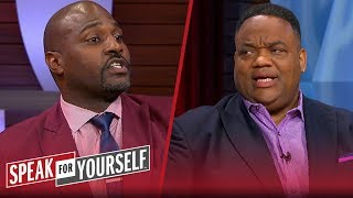Whitlock and Wiley react to Tim Ryan's comments about Lamar Jackson | NFL | SPEAK FOR YOURSELF