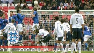 Download Video England U21s v Italy - 6 cracking goals | Classics MP3 3GP MP4