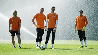 Preparation for the Donetsk derby is well underway