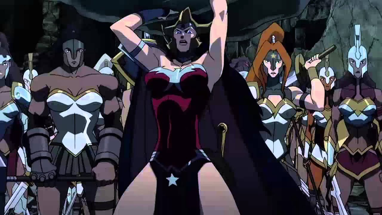 Download Justice League Flashpoint Paradox Tribute