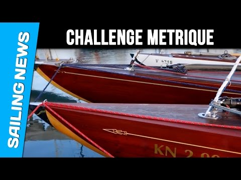 Metric class boats challenge - Atlantic Metric Association