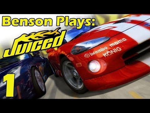 Benson Plays: Juiced Part 1