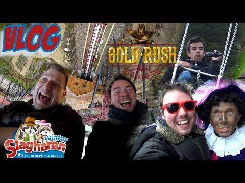 WINTER SLAGHAREN VLOG - GOLD RUSH KWANTEN! | AQUA MEXICANA!