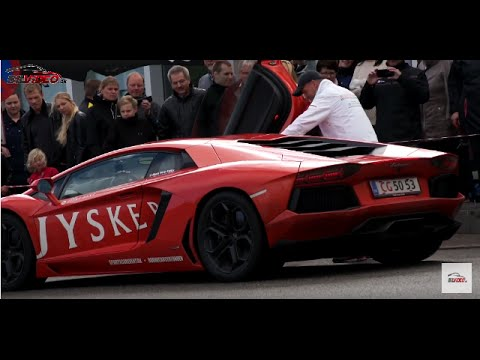 Sportscar Event 2015 på Fyn - Charity racing! :)