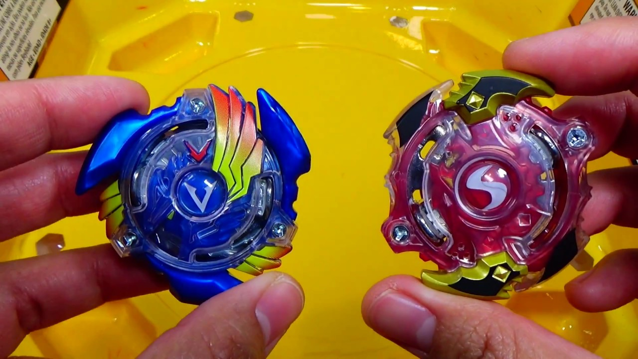 Coloriage Beyblade Roktavor.Epic Rivals Beyblade Burst Battle Valtryek V2 Vs Spryzen S2 Youtube