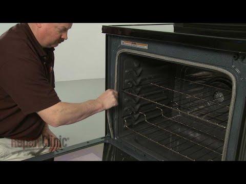 Door Gasket - Whirlpool Electric Range WFE540H0AS0