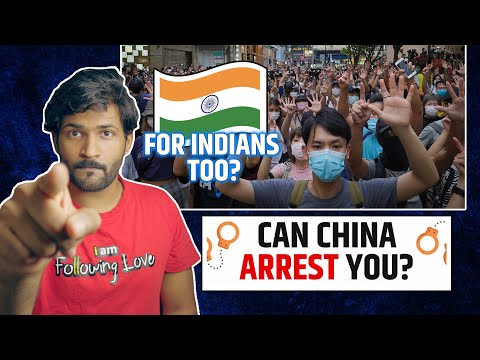 Hong Kong security law affects INDIANS too? | Abhi and Niyu