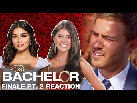 'The Bachelor' Finale Night 2 Reaction | Bachelor Party Live | The Ringer