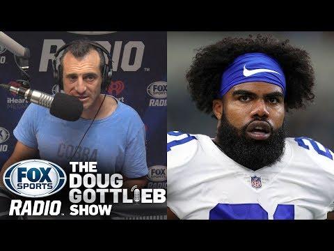 Doug Gottlieb & Mark Schlereth Discuss If Cowboys Should Pay Ezekiel Elliott