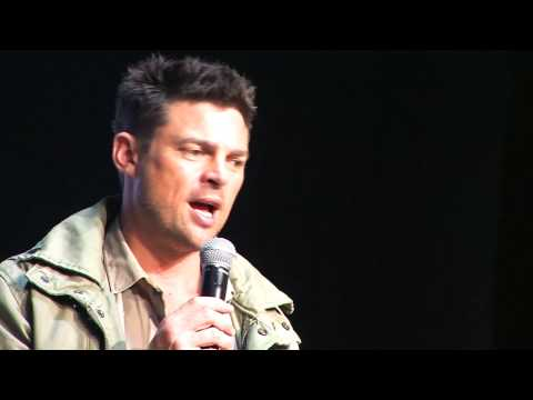 Karl Urban Panelvideo - Destination Star Trek Germany - SCIFINEWS-TV Live!