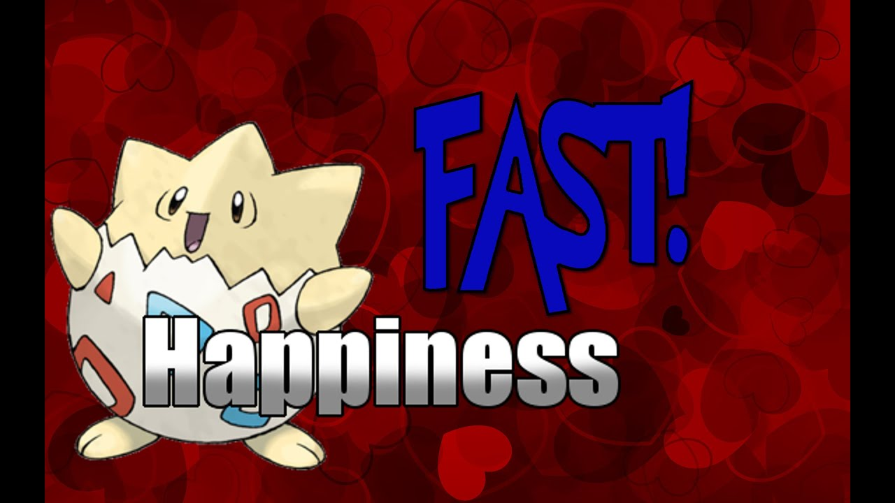 Oras Tutorial How To Increase Happiness Fast Effortlessly Pokémon